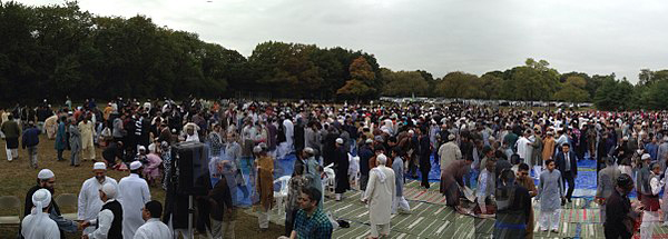 Prayer Focus: Muslims in the United States