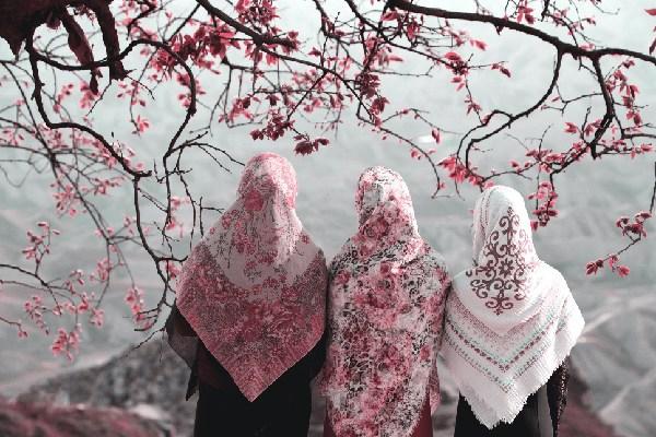 Day 12: Muslim Women