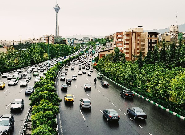 Day 18: Iran
