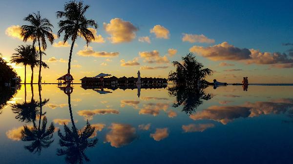 Day 23: The Maldives