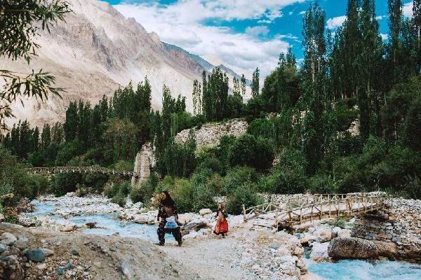 Day 21: Kashmir