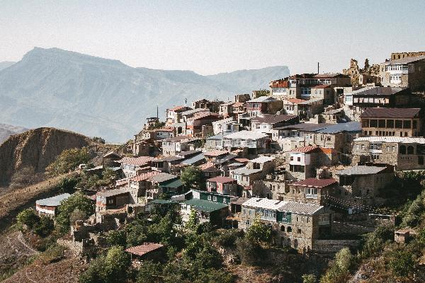 Day Six: Dagestan