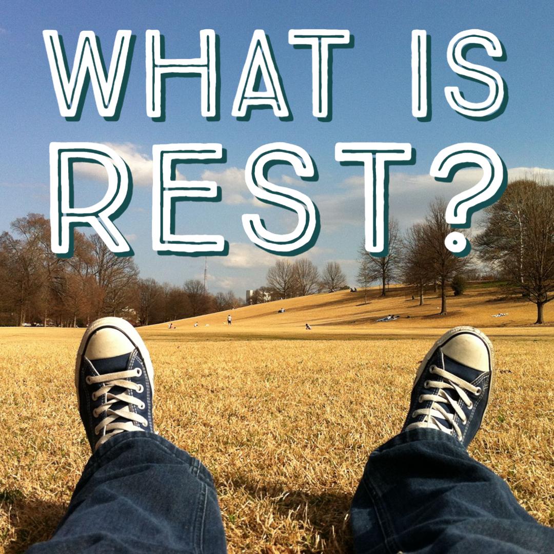 Eternal life, not nap time!
