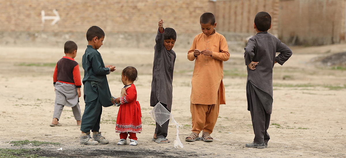 Afghanistan, Land of Passion
